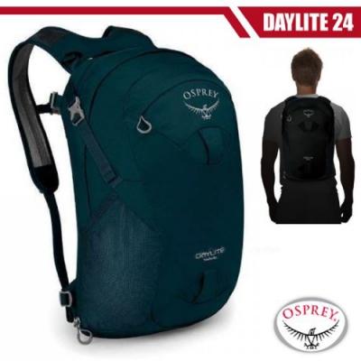 OSPREY Daylite Travel 24 超輕多功能隨身背包_汽油藍 R