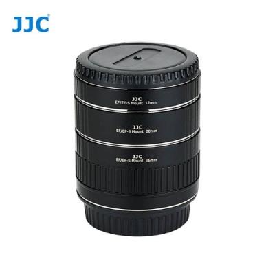 JJC佳能Canon副廠自動對焦近攝接寫環AET-CS(II)自動對焦近攝環(變身Macro鏡Micro微距鏡頭用)適佳能EOS/EF/EF-S卡口鏡頭Automatic Extension Tube