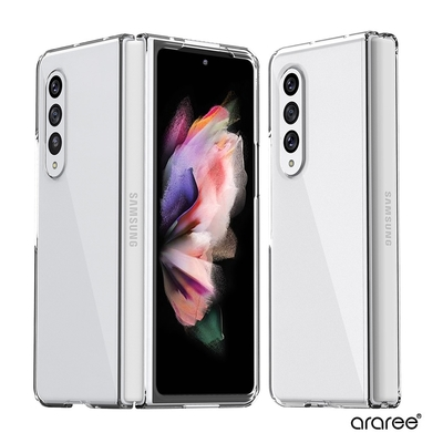Araree 三星 Galaxy Z Fold 3 高質感透明保護殼