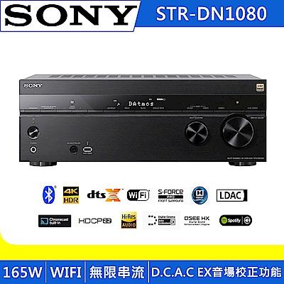 SONY 7.2ch 環繞擴大機 STR-DN1080