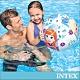 INTEX 冰雪奇緣ELSA-沙灘球51cm 適用3歲以上(58021) product thumbnail 1