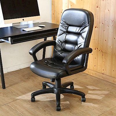 BuyJM尊爵皮革辦公椅/電腦椅/主管椅70x70x108公分