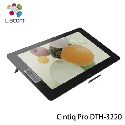 Wacom Cintiq Pro 32 touch 專業液晶感壓繪圖板