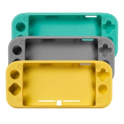 Nintendo任天堂 Switch Lite專用 防刮矽膠主機保護套