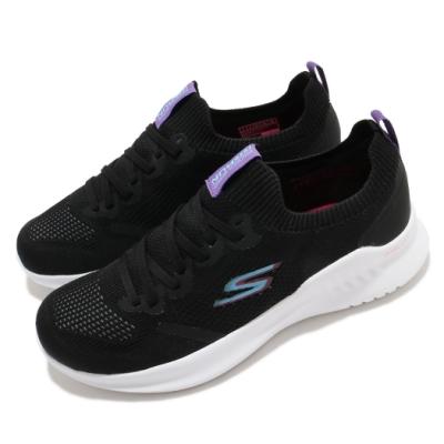 Skechers 慢跑鞋 Go Run Mojo 2 女鞋 健身房 避震 緩衝 輕量 回彈 支撐 黑 白 128145BKPR