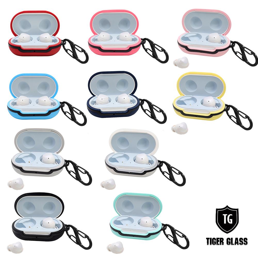 T.G Samsung Galaxy Buds/Buds+ 無線藍牙耳機環保矽膠保護套10色