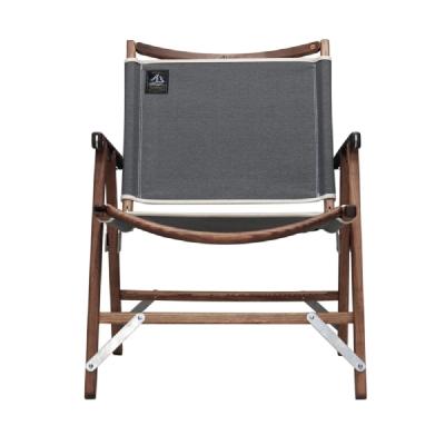 BLACK DESIGN 武8 居家風格 鍊沙灰 武椅Nature Style High Chair