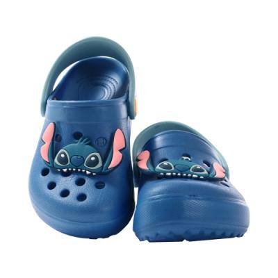 魔法Baby台灣製迪士尼小熊維尼正版輕量水陸晴雨休閒鞋sd3037