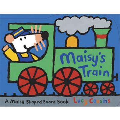 Maisy s Train 波波的火車故事小書