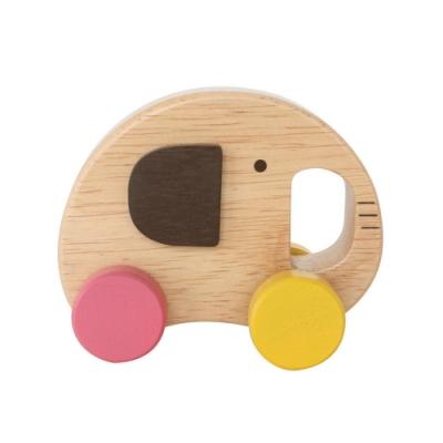 日本Ed-Inter - 木玩系列(大象車車)