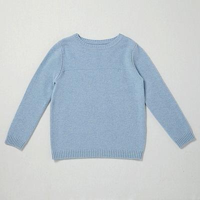 PIPPY 美麗諾毛衣 藍
