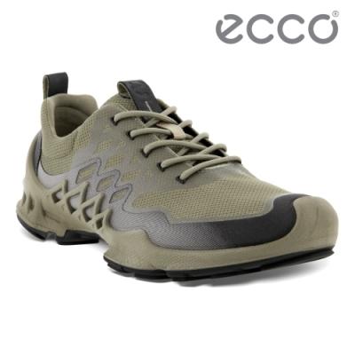 ECCO BIOM AEX M 健步探索戶外運動鞋 男鞋 草綠色