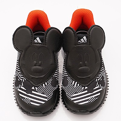 adidas童鞋 米奇休閒鞋款 DNI6916黑(寶寶段)