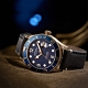 ROMAGO 限量青銅錶 潛水機械錶-藍/42.5mm RM106-BU product thumbnail 1