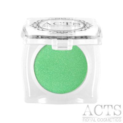 *ACTS維詩彩妝 細緻珠光眼影 珠光蘋果綠4403