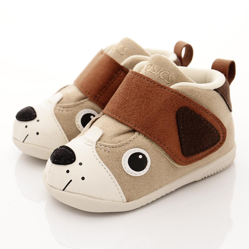 亞瑟士SUKU2機能鞋 護踝穩定款 ON24-05咖(寶寶段)