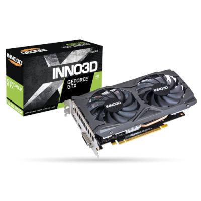INNO3D映眾Geforce GTX1650SUPER4GBGDDR6TWIN X2 OC 顯示卡
