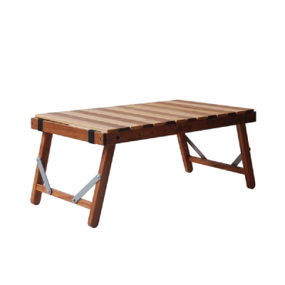 BLACK DESIGN 木折桌 武藏