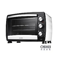 CHIMEI奇美 26公升旋風電烤箱-簡約白 EV-26B0SK-W
