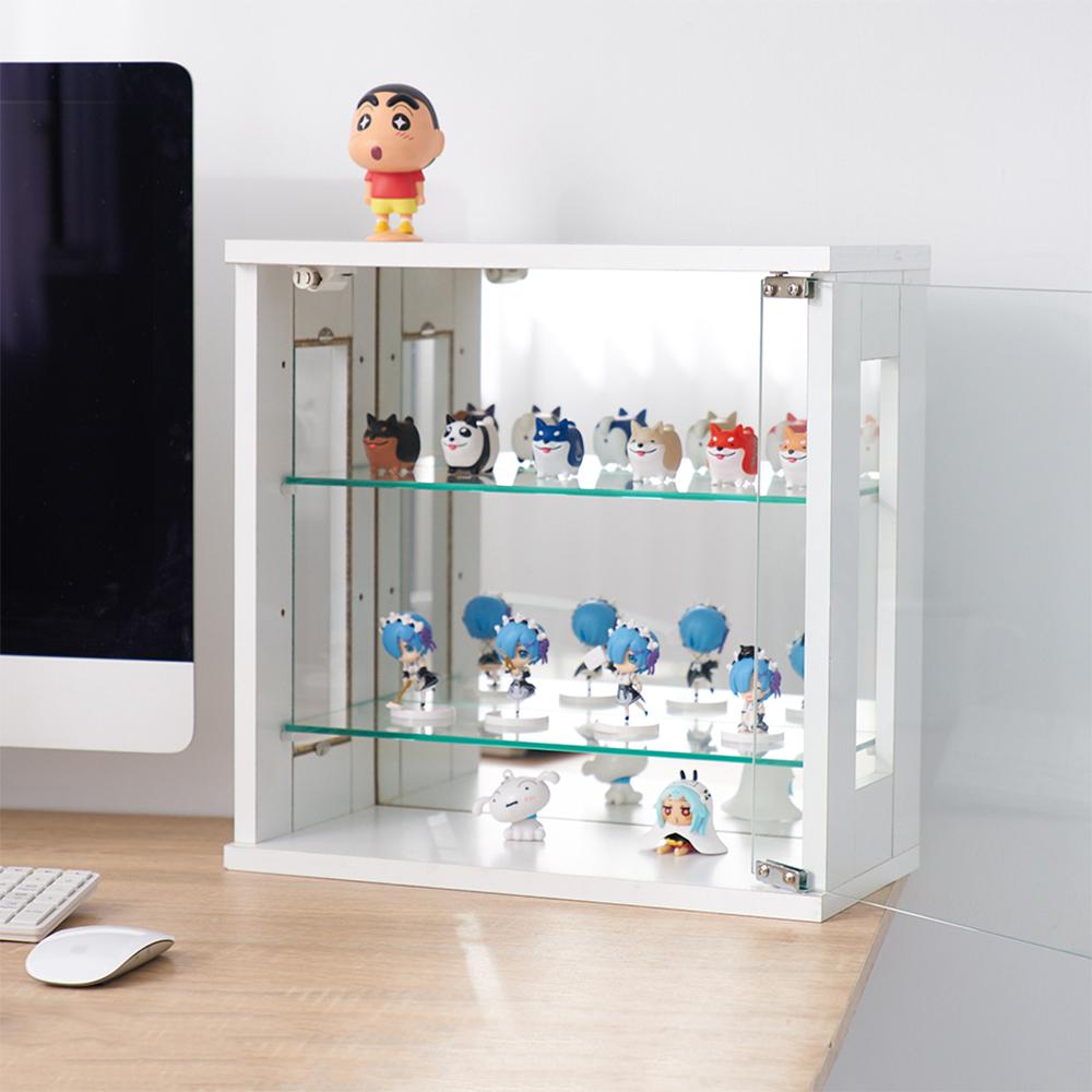 凱堡 模型櫃直立式40cm 可組合收納櫃 展示櫃 置物櫃 40x20x40cm