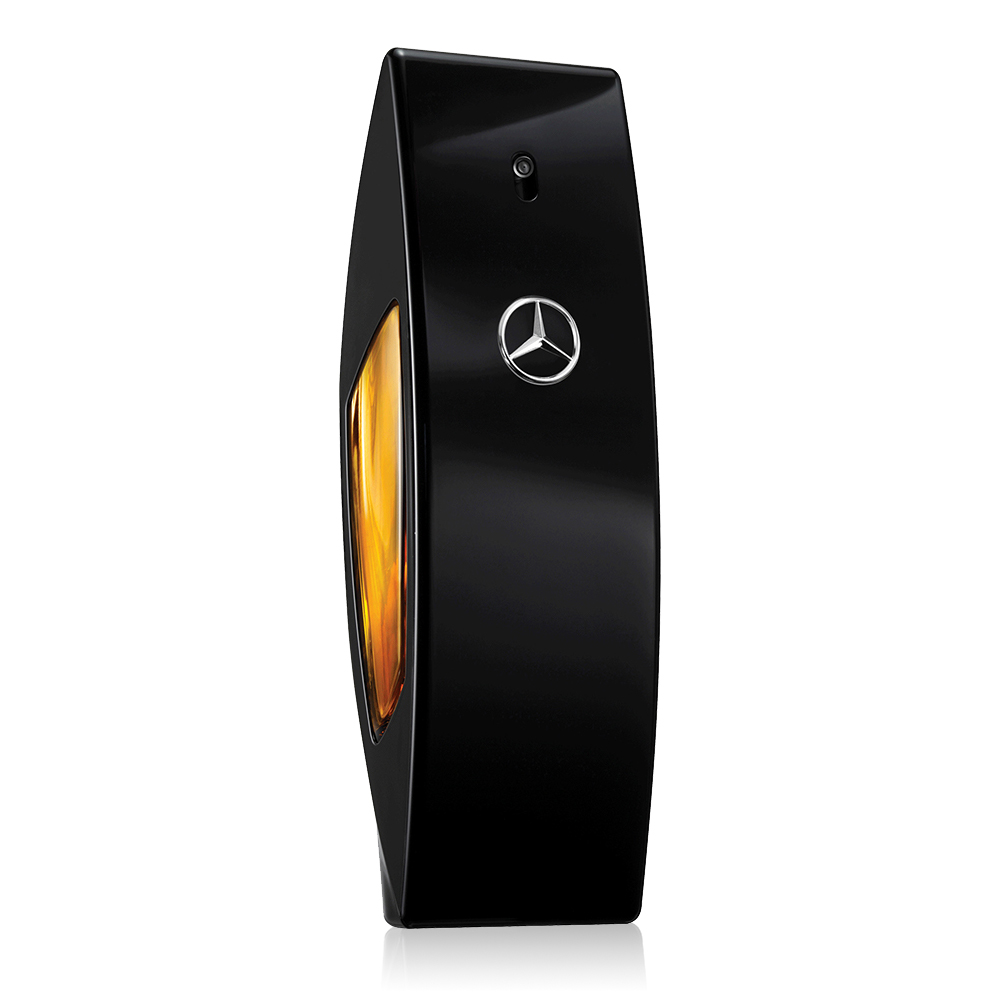 Mercedes Benz 賓士黑色風潮男性淡香水100ml tester