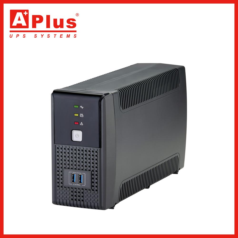 特優Aplus 在線互動式UPS Plus1E-US600N(600VA/360W)