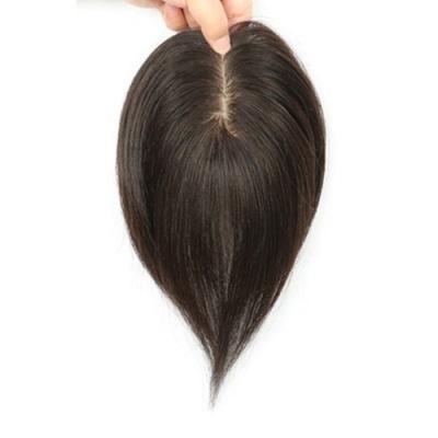 米蘭精品 假髮片真髮絲-30cm補髮片8x14cm內網女假髮母親節禮物73us21