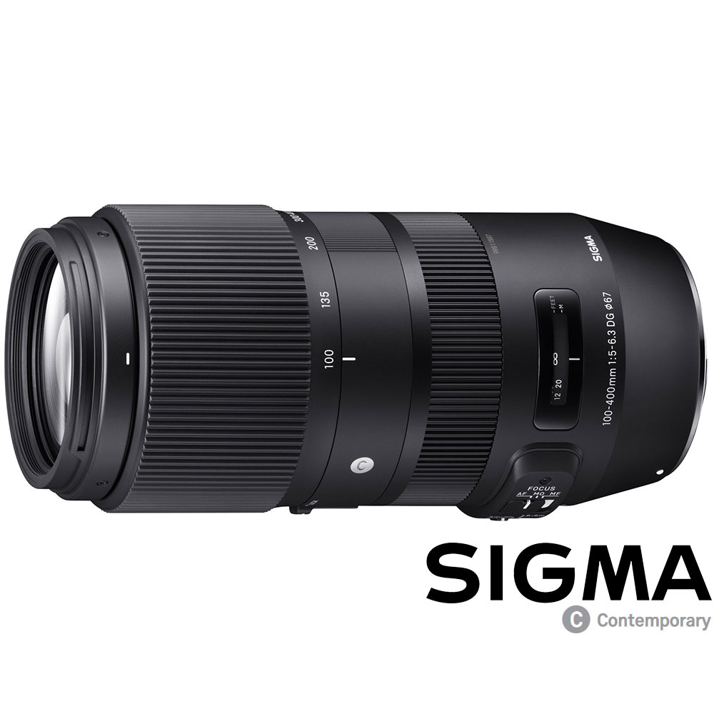SIGMA 100-400mm F5-6.3 DG OS HSM Contemporary (公司貨) product image 1