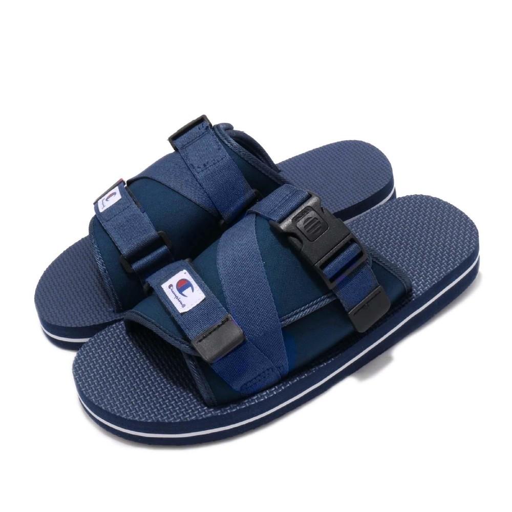 Champion 拖鞋 Wade Adjust Sandals 男鞋
