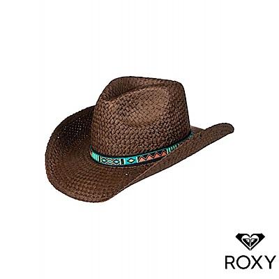 【ROXY】COWGIRL 草編帽