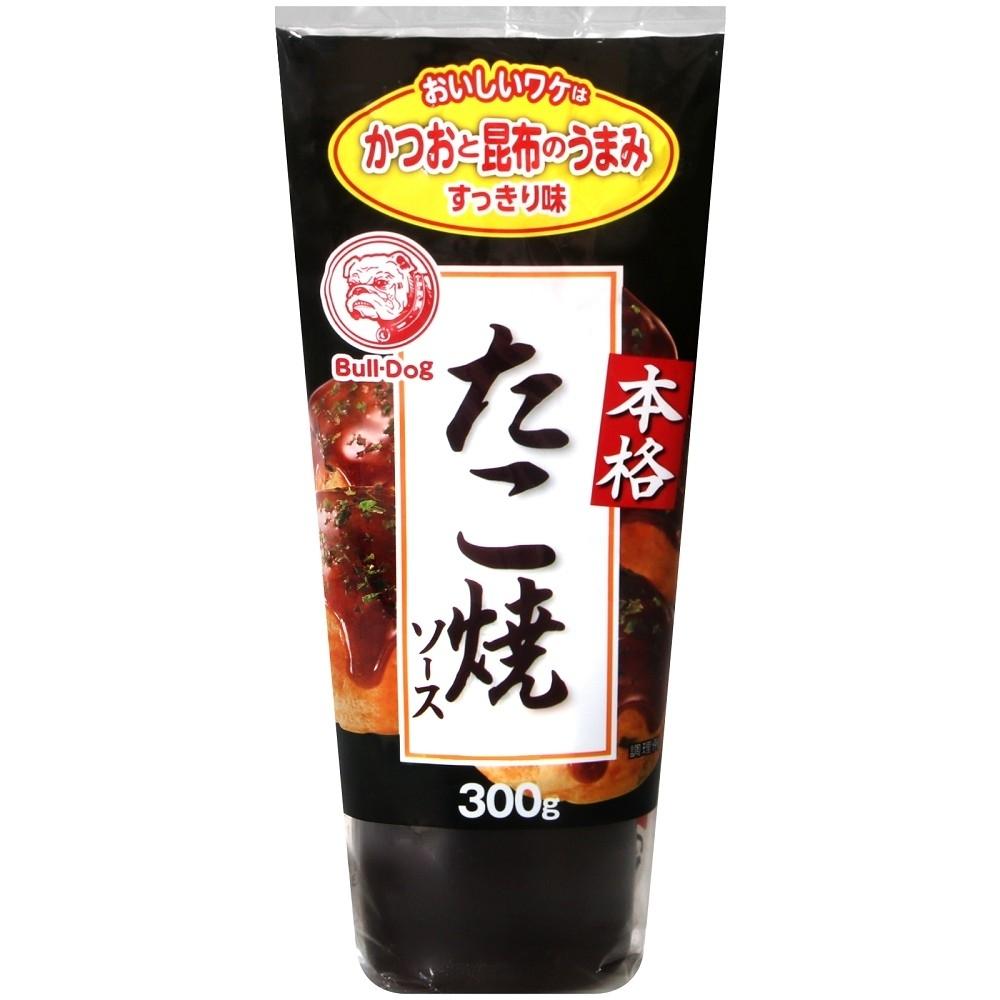 Bull-Dog 狗標章魚燒醬(300g)