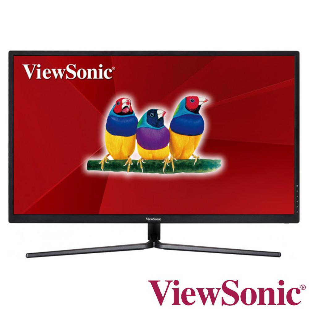 ViewSonic VX3211-4K-MHD 32型VA 4K超高解析電競螢幕