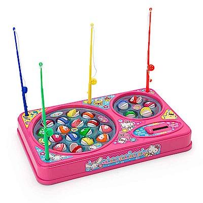 Sanrio SANRIO明星迷你趣味釣魚遊戲機