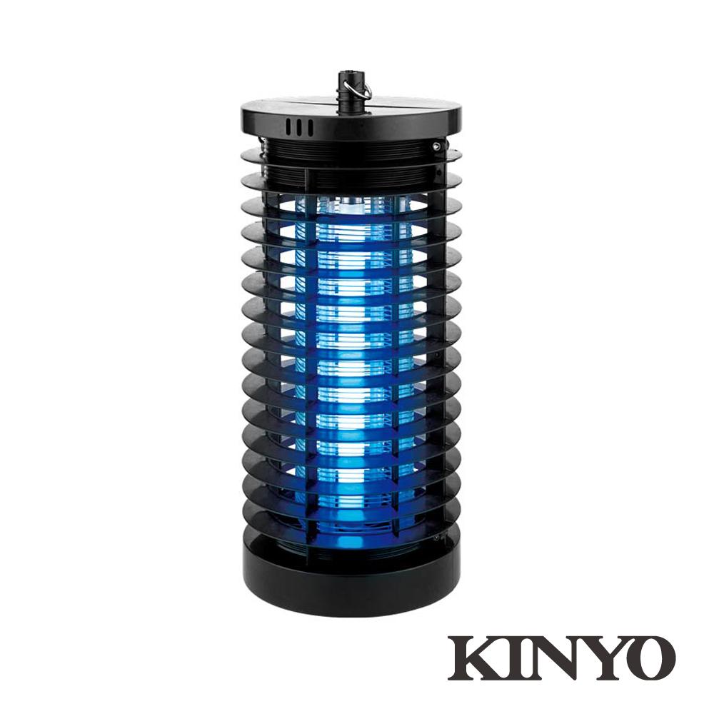KINYO 6W電擊式無死角UVA燈管捕蚊燈KL7061