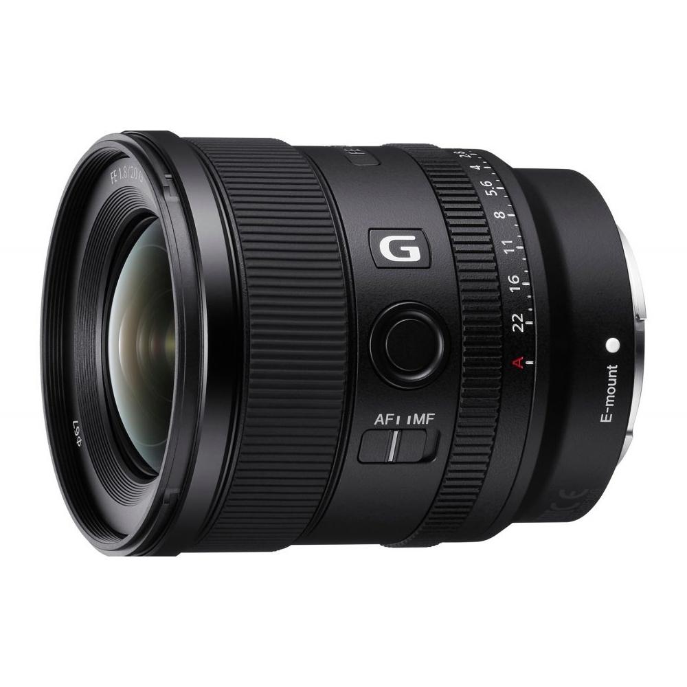 SONY FE 20mm F1.8 G (SEL20F18G) 超廣角定焦鏡頭(公司貨)