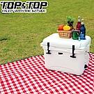 韓國TOP&TOP 加大繽紛野餐墊/露營/地墊/防潮墊