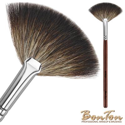 BonTon 原木系列 小扇形餘粉刷 RTR01貉子毛