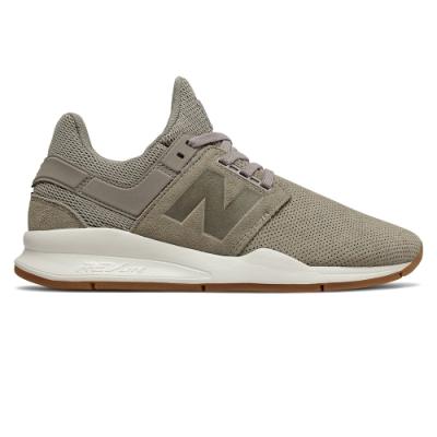 New Balance 247  WS247CG-B 女性 灰色