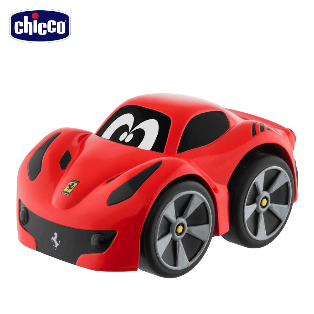 chicco-迷你跑跑迴力車-法拉利F12 TDF