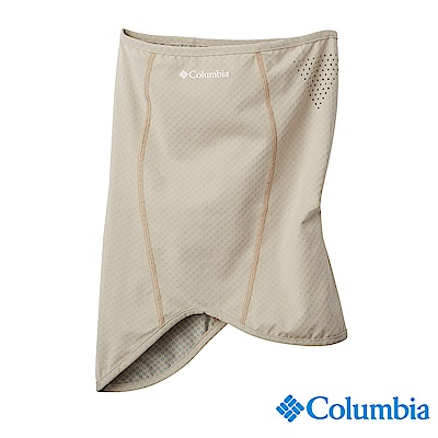 Columbia 哥倫比亞 中性-UPF50涼感快排防潑頸圍-卡其UCU01340