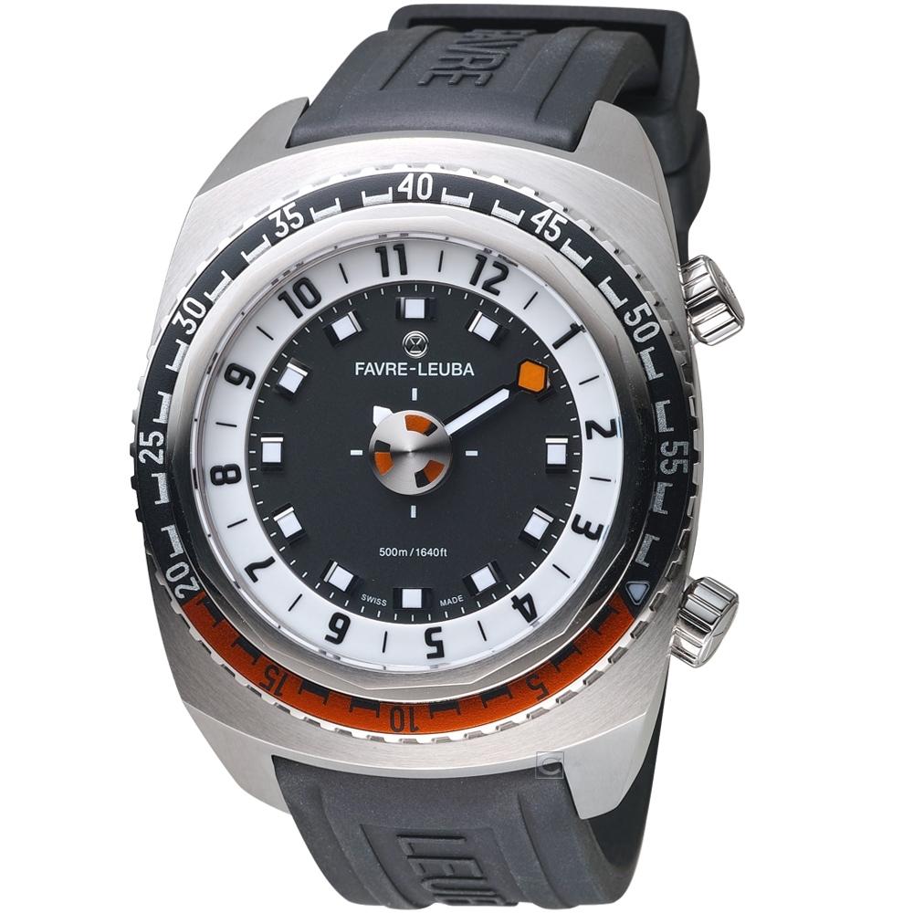 Favre-Leuba域峰表RAIDER系列HARPOON腕錶