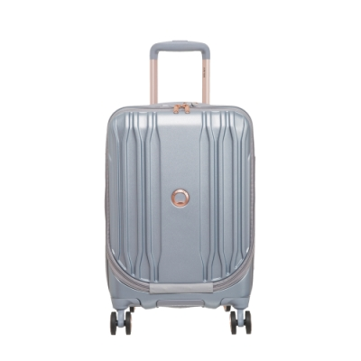 【DELSEY】ECLIPSE DLX-19吋旅行箱-銀色 00208080211