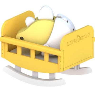 【HALFTOYS 哈福玩具】劍龍寶寶(STEGO BABY)STEAM教育玩具