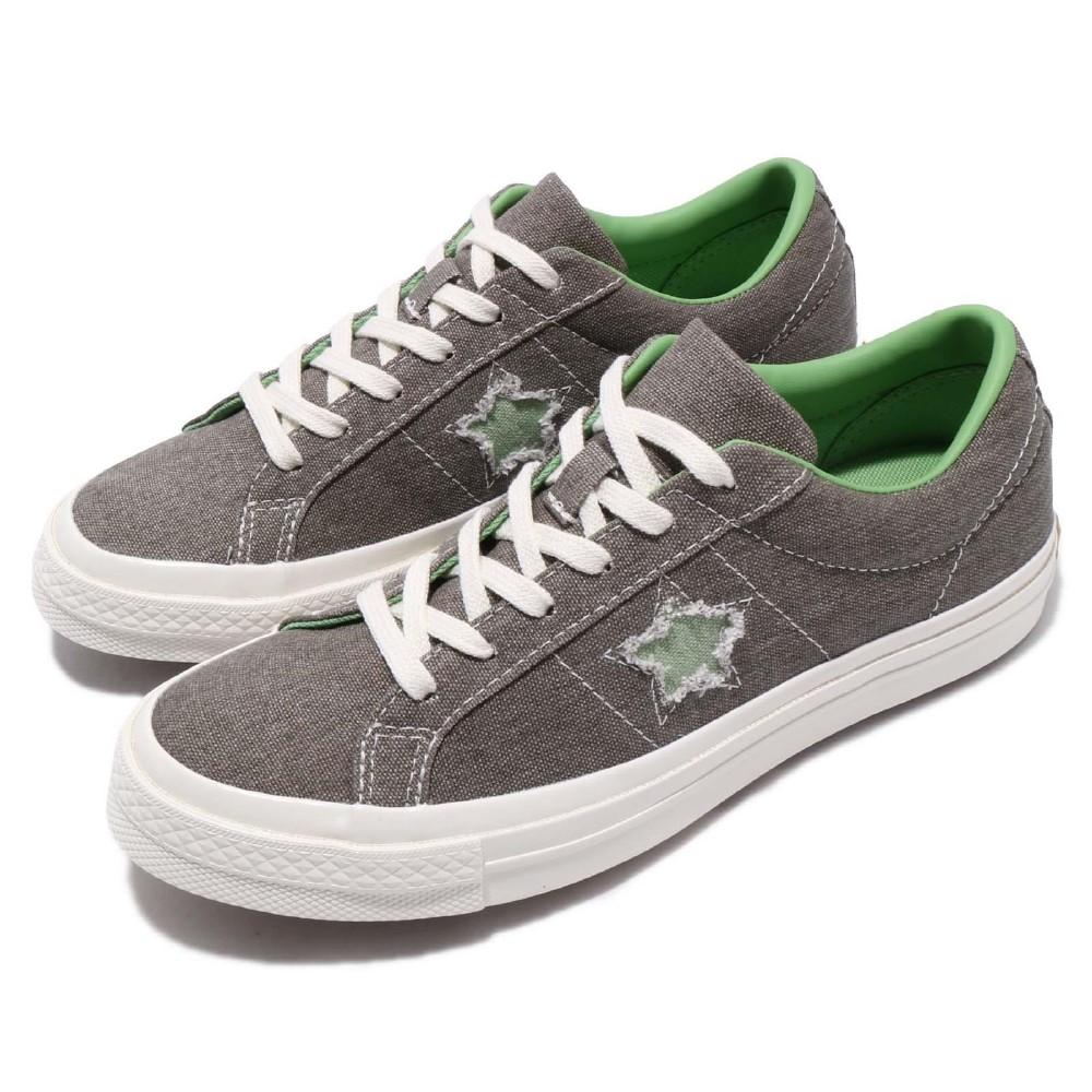 Converse 休閒鞋 One Star 低筒 穿搭 男女鞋