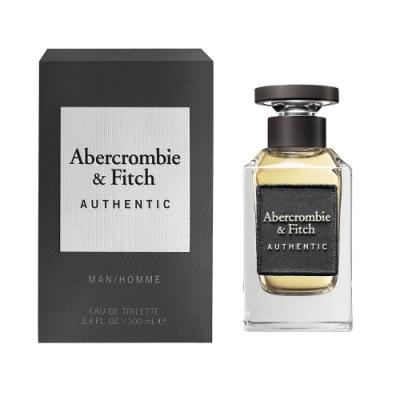 Abercrombie & Fitch A&F 真我男性淡香水100ml