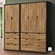 漢妮Hampton西奧多7尺組合衣櫥-197x55x203cm product thumbnail 1