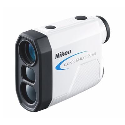 Nikon Coolshot 20 G II 高爾夫雷射測距儀-入門款 (公司貨)