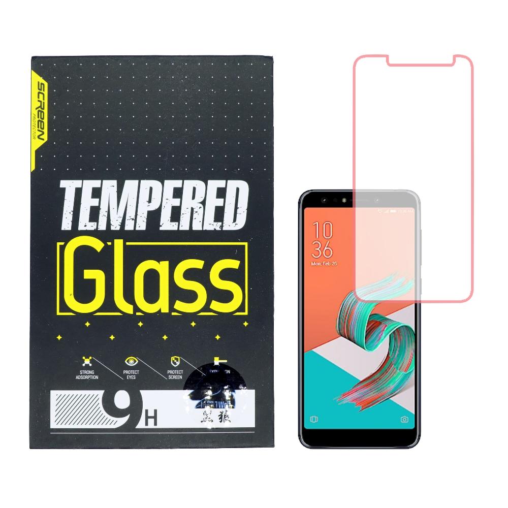 黑狼 三星A9 2018 玻璃保護貼超值2入組