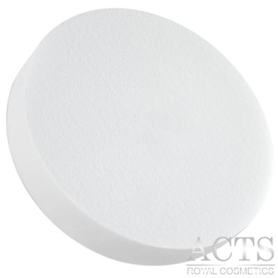 【滿千8折】ACTS 維詩彩妝 高密度Q海綿 厚切圓形 2入