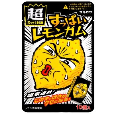 丸川製果 超酸檸檬風味口香糖(40g)